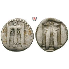 Italien-Bruttium, Kroton, Stater 480-430 v.Chr., ss