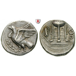 Italien-Bruttium, Kroton, Stater 425-350 v.Chr., f.vz