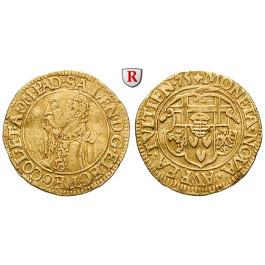 Köln, Bistum, Salentin von Isenburg, Dukat 1575, ss