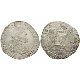 Belgien, Brabant, Philipp IV., Dukaton 1636, f.vz