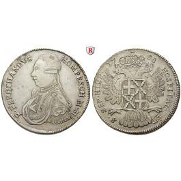 Malta, Ferdinand von Hompesch, 30 Tari 1798, f.vz