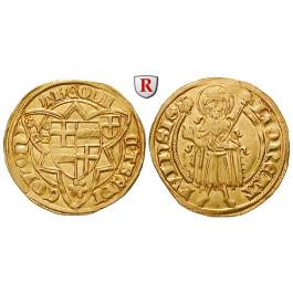 Köln, Bistum, Dietrich II. von Mörs, Goldgulden o.J. (1415), vz+
