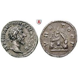 Römische Provinzialprägungen, Kappadokien, Caesarea, Marcus Aurelius, Didrachme 161-166, vz