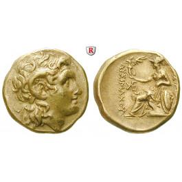 Thrakien, Königreich, Lysimachos, Stater um 305-281 v.Chr., vz