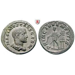 Römische Kaiserzeit, Maximus, Caesar, Denar 235-236, vz