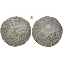 Niederlande, Zeeland, Reichstaler 1623, ss