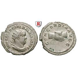 Römische Kaiserzeit, Balbinus, Antoninian 238, vz