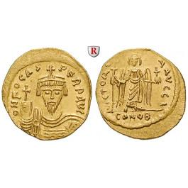 Byzanz, Phocas, Solidus 603, st