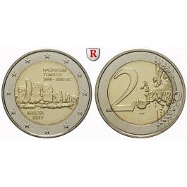 Malta, 2 Euro 2017, bfr.