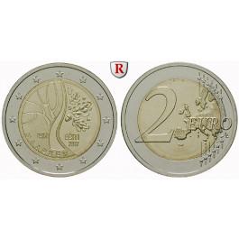 Estland, Republik, 2 Euro 2017, bfr.