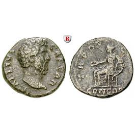 Römische Kaiserzeit, Aelius, Caesar, Denar 137, f.ss