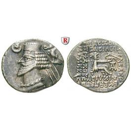 Parthien, Königreich, Phraates IV., Drachme, ss+