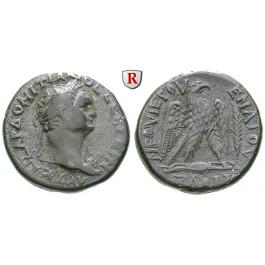 Römische Provinzialprägungen, Seleukis und Pieria, Antiocheia am Orontes, Domitianus, Tetradrachme, ss+