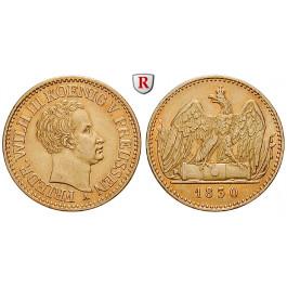 Brandenburg-Preussen, Königreich Preussen, Friedrich Wilhelm III., Doppelter Friedrichs d`or 1830, vz