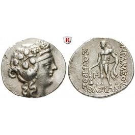 Thrakische Inseln, Thasos, Tetradrachme ca. 146-50 v.Chr., ss+