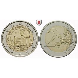 Griechenland, Republik, 2 Euro 2017, bfr.
