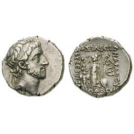 Kappadokien, Königreich, Ariarathes X., Drachme Jahr 5 = 38-37 v.Chr., vz