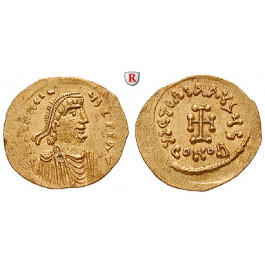 Byzanz, Heraclius, Tremissis 610-613, vz