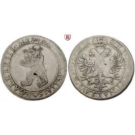 Schweiz, St. Gallen, Stadt, Taler 1622, f.ss