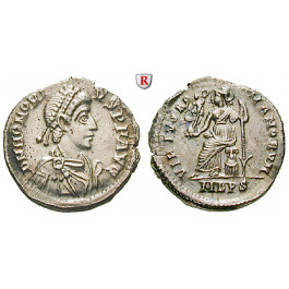 Römische Kaiserzeit, Honorius, Siliqua 395-423, vz-st
