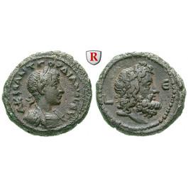 Römische Provinzialprägungen, Ägypten, Alexandria, Gordianus III., Tetradrachme Jahr 5 = 241-242, ss-vz/vz