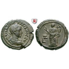 Römische Provinzialprägungen, Ägypten, Alexandria, Gordianus III., Tetradrachme Jahr 7 = 243-244, vz
