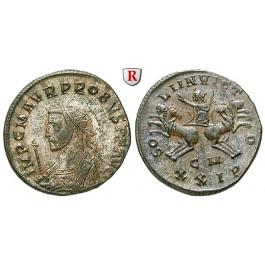 Römische Kaiserzeit, Probus, Antoninian 276-282, vz+