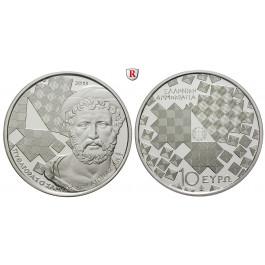 Griechenland, Republik, 10 Euro 2013, PP