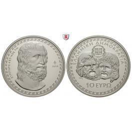 Griechenland, Republik, 10 Euro 2014, PP