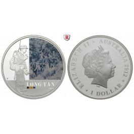 Australien, Elizabeth II., Dollar 2012, PP