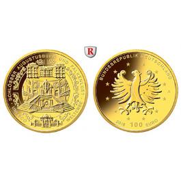 Bundesrepublik Deutschland, 100 Euro 2018, nach unserer Wahl, A-J, 15,55 g fein, st