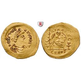 Byzanz, Justinian I., Semissis, ss+