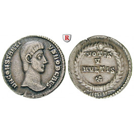 Römische Kaiserzeit, Constantius Gallus, Caesar, Siliqua 351-354, ss+