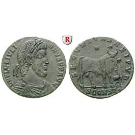 Römische Kaiserzeit, Julianus II., Bronze 361-363, vz