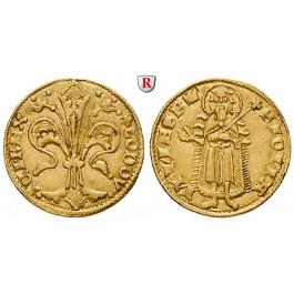 Ungarn, Ludwig I., Goldgulden o.J. (1342-1353), ss-vz