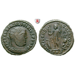 Römische Kaiserzeit, Licinius I., Follis 321-324, vz