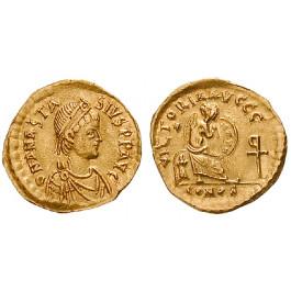 Byzanz, Anastasius I., Semissis 492-507, ss-vz