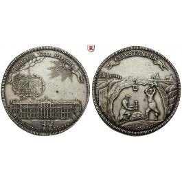 Braunschweig, Braunschweig-Wolfenbüttel, Anton Ulrich, 1 1/2 facher Reichstaler 1705, ss-vz