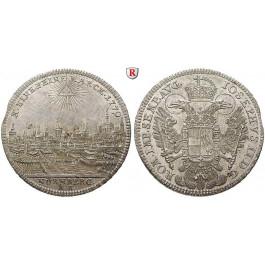 Nürnberg, Stadt, Konventionstaler 1779, vz+