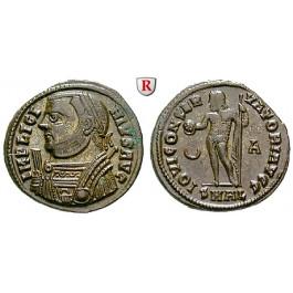 Römische Kaiserzeit, Licinius I., Follis 317-320, vz-st