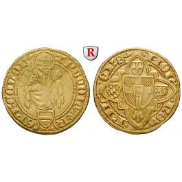 Köln, Bistum, Dietrich II. von Mörs, Goldgulden o.J. (1419), ss
