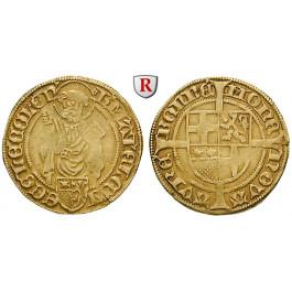 Köln, Bistum, Hermann IV. von Hessen, Goldgulden o.J. (um 1480), ss