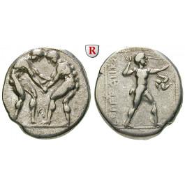 Pamphylien, Aspendos, Stater 380-325 v.Chr., ss+