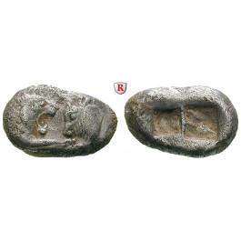 Lydien, Königreich, Kroisos, Siglos 561-546 v.Chr., ss-vz