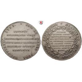 Polen, Stanislaus August, Taler 1793, vz