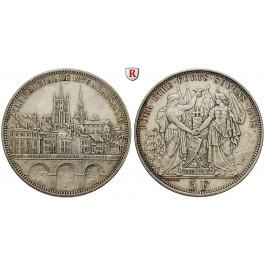 Schweiz, Eidgenossenschaft, 5 Franken 1876, ss+