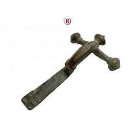 Rom, Bronzen, Fibel 4. - 5 Jh. n. Chr., ss+/vz