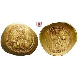 Byzanz, Constantinus X. Ducas, Histamenon nomisma 1059-1067, ss-vz