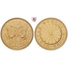 Japan, Hirohito (Showa), 100000 Yen 1986-1987, 20,0 g fein, st