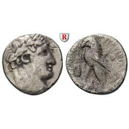 Phönizien, Tyros, 1/2 Schekel Jahr 47 = 80-79 v.Chr., s